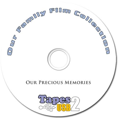 Tapes2USB DVD Disk