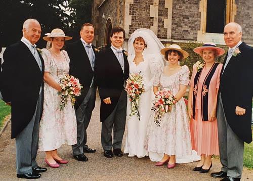 wedding video transferred to USB or DVD - 90s Fashions