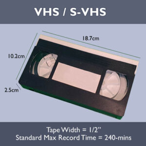 VHS transfer to USB or DVD